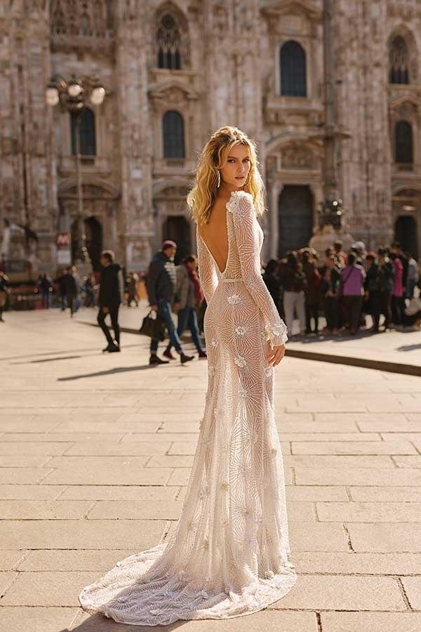Ber5ta 20-18 Miano collection wedding dress