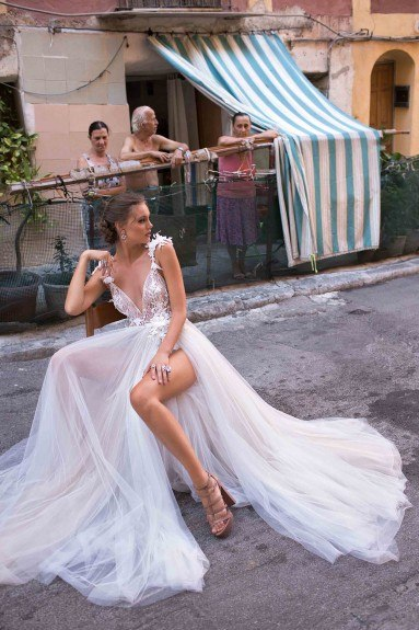 Muse by Berta Bella Sicily collection