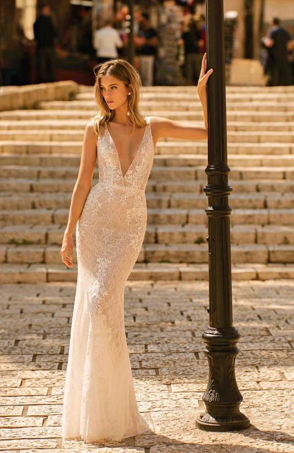 Muse By Berta Emma TLV collection primalicia wedding dress