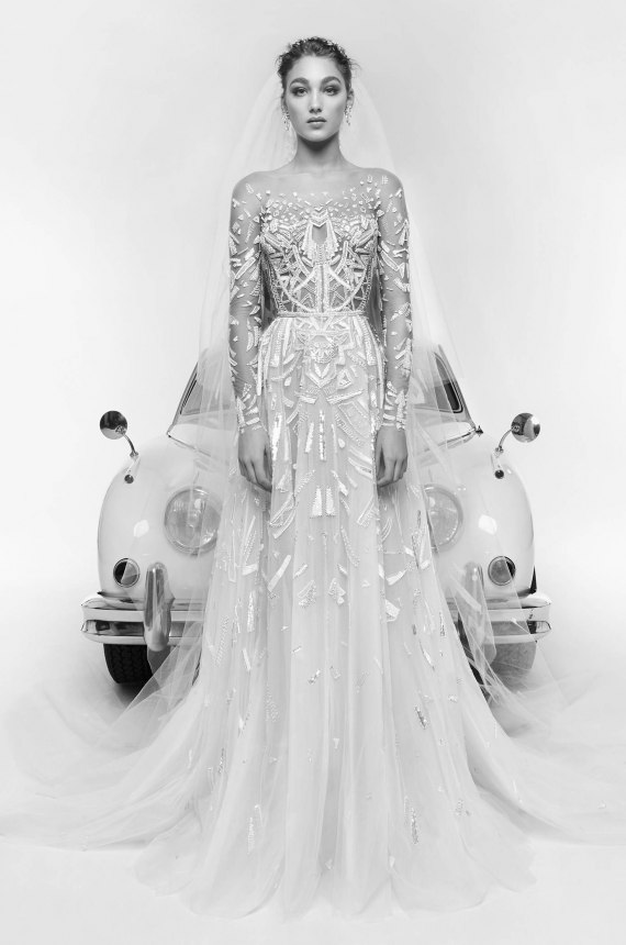 Zuhair Murad Wedding Dress.Zuhair Murad Primalicia
